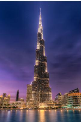 Burj Khalifa Emaar Entertainment