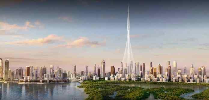 The Tower Dubai Zeina Dagher