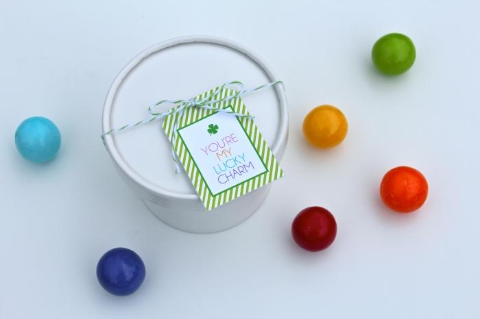 Lucky Charm Bubble Gum Necklaces Bloom Designs