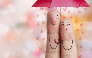 shower your donors with love