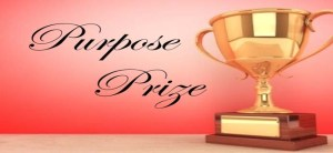 Be part of the purpose prize