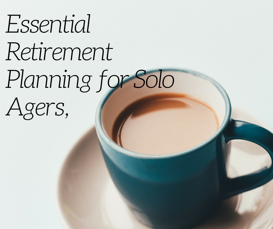 retirement planning for solo agers
