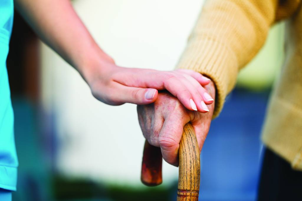 cleaning your home to prevent falls