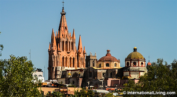 Main Cathedral, San Miguel