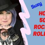 Suzy Starts Her Rock 'n Roll Adventure At 50+