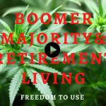 Boomers Embrace Their Cannabis