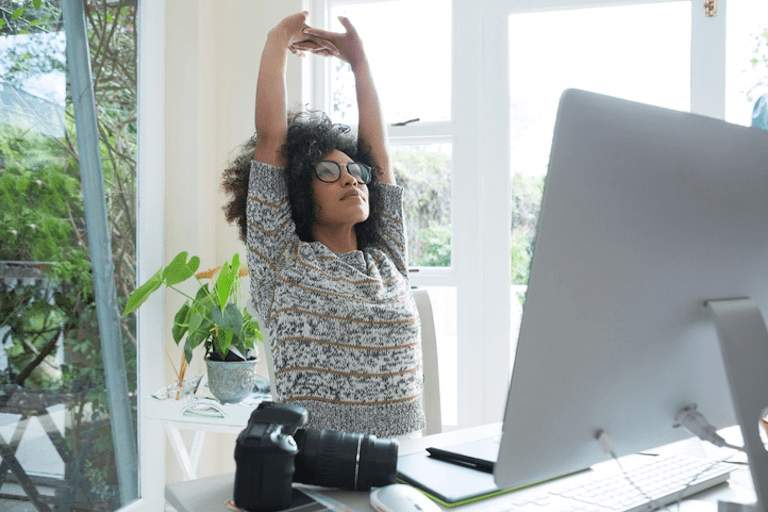 Work From Home Tips on HUM Nutrition – The Wellnest
