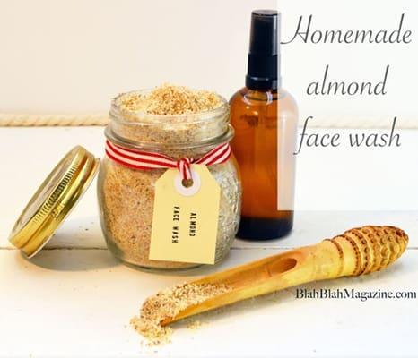 Almond Scrub
