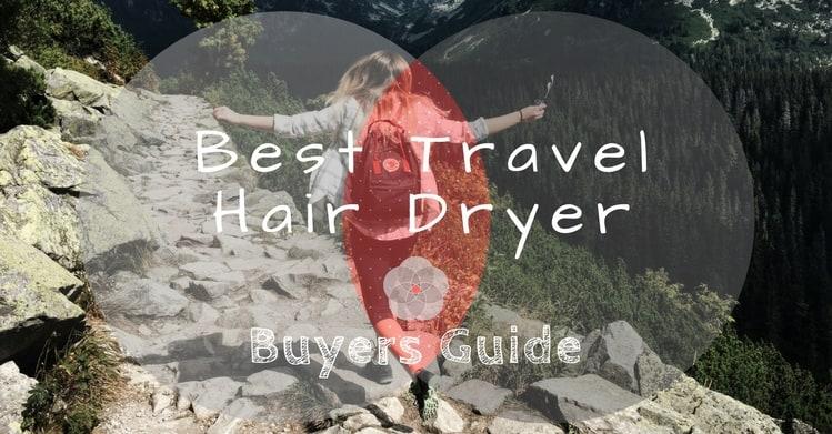 Best Travel Hair Dryer