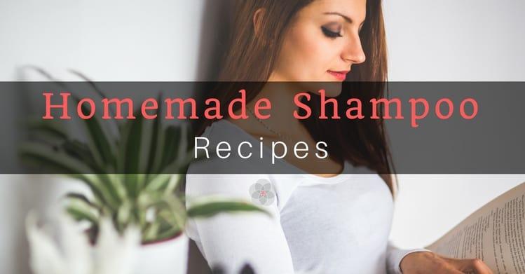 Homemade Shampoo Recipes