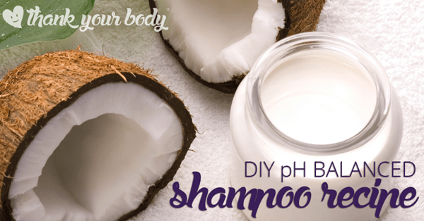 Natural pH Balanced Shampoo