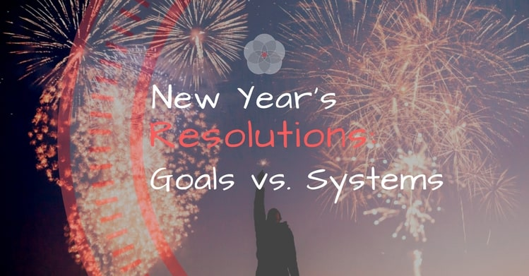 New Year's Resolutions: Goals vs. Systems