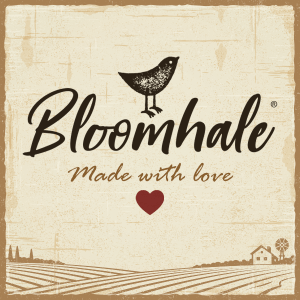 bloomhale home decor, made with love