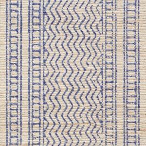 Mohave Indigo Silk By The Yard