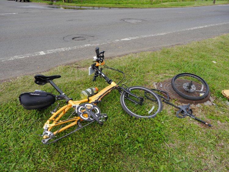 オアフ一周自転車