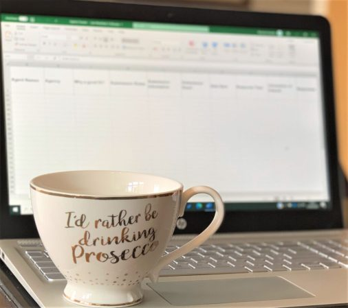 Blog - Querying Literary Agents