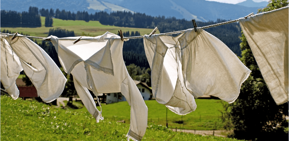 A Prayer For Laundry