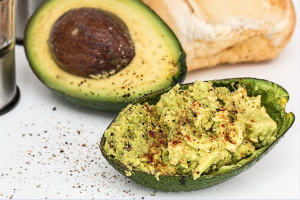 Avocado Filling for Anti-Inflammatory Deviled Eggs