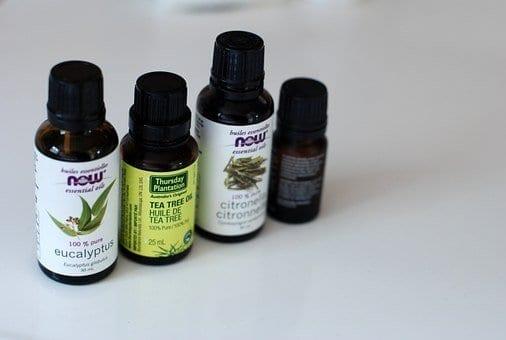 how to make body spray, essential oils