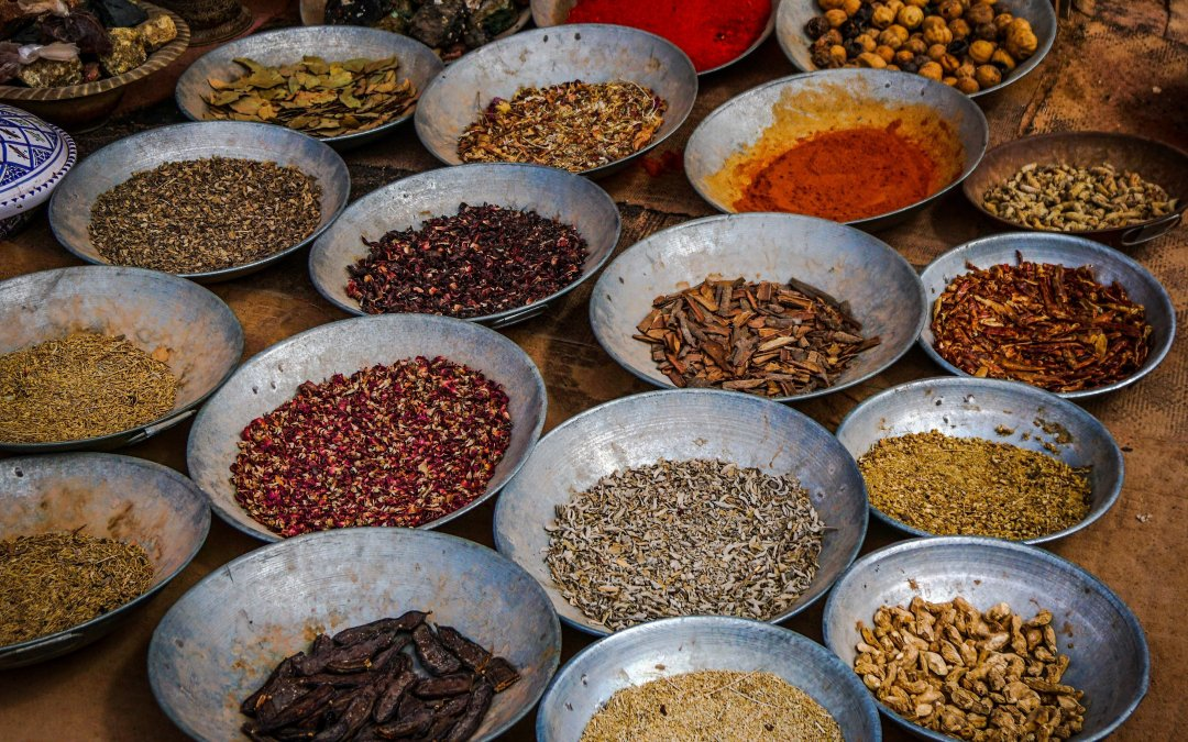Health Benefits of Using Herbs and Spices