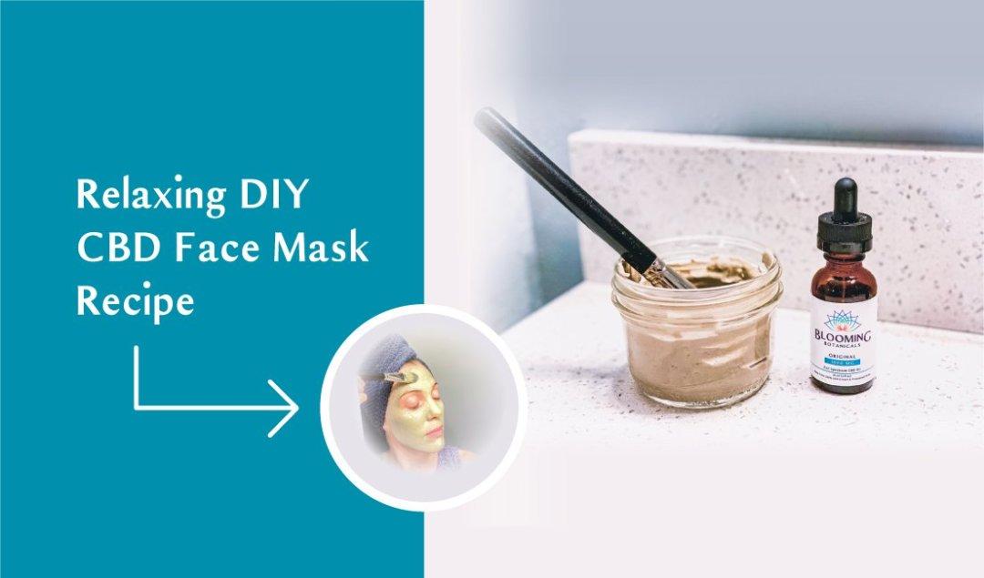 DIY CBD Facemask