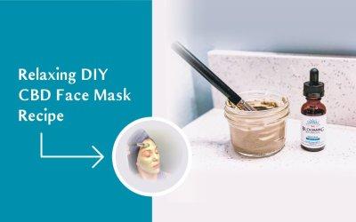 DIY CBD Clay Face Mask Recipe
