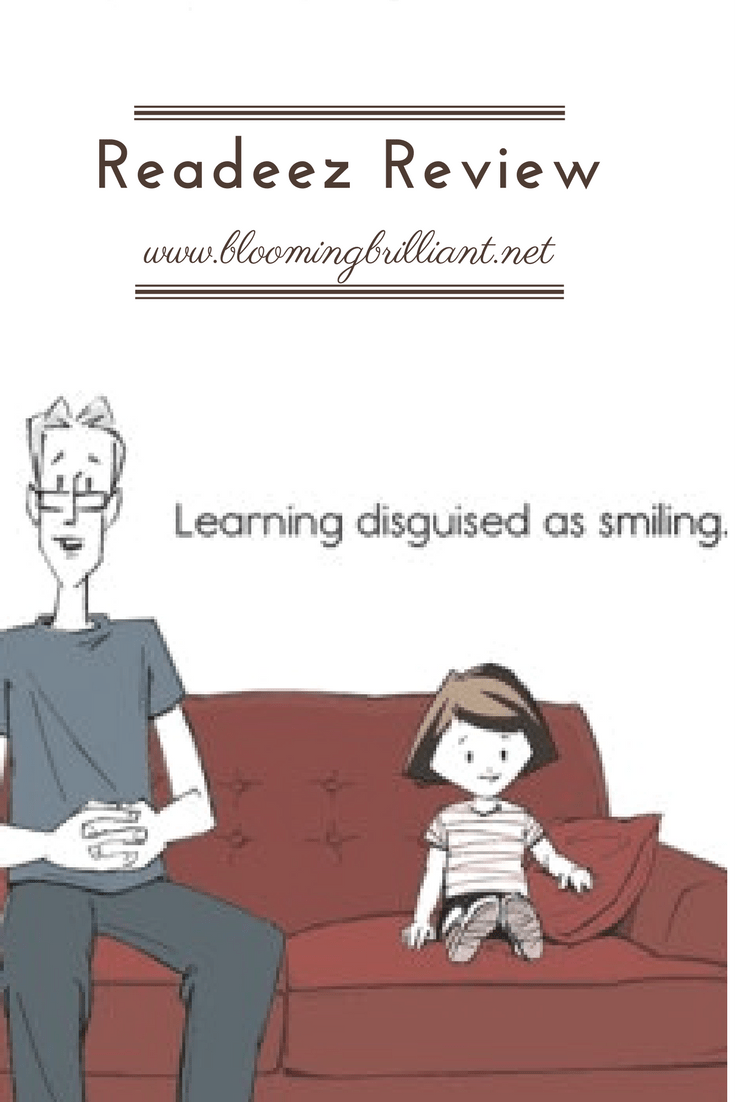 Readeez Review, Learning disguised as smiling. Educational Entertainment perfect for toddlers, preschoolers, heck even adults will love it!