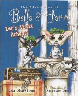 The Adventures of Bella & Harry Let's Visit Athens!
