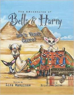 The Adventures with Bella & Harry Let's Visit Cairo!