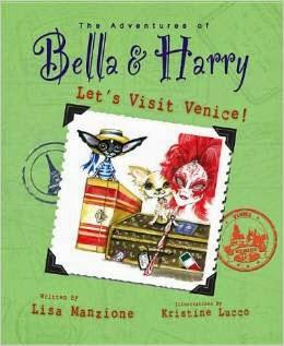 The Adventures of Bella & Harry Let's Visit Venice!