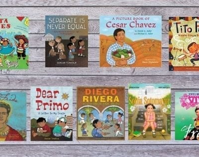 Blog Banner Celebrate Hispanic Heritage Month with some great KidLit!