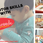 Fine Motor Skills with Fundanoodle