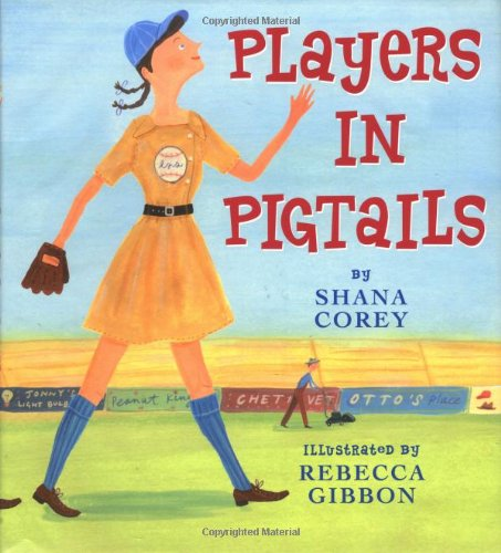 Players in Pigtails KidLit that celebrates Women.