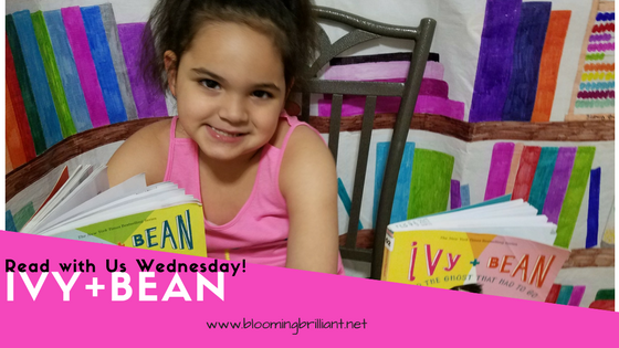 Ivy and Bean #KidLit #BookReview