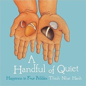Mindfulness for Kids #KidLit Choices A Handful of Quiet