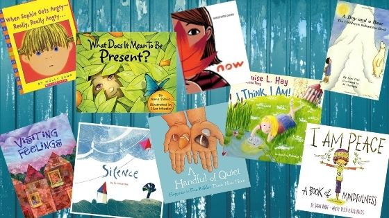 Blog Banner 9 Mindfulness Books for Kids