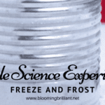 Freeze and Frost