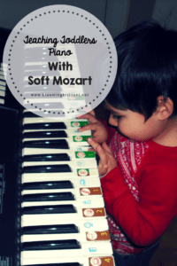 Teaching toddlers how to play piano doesn't get any easier than with Soft Mozart. We offer an extensive review of our journey with Soft Mozart.