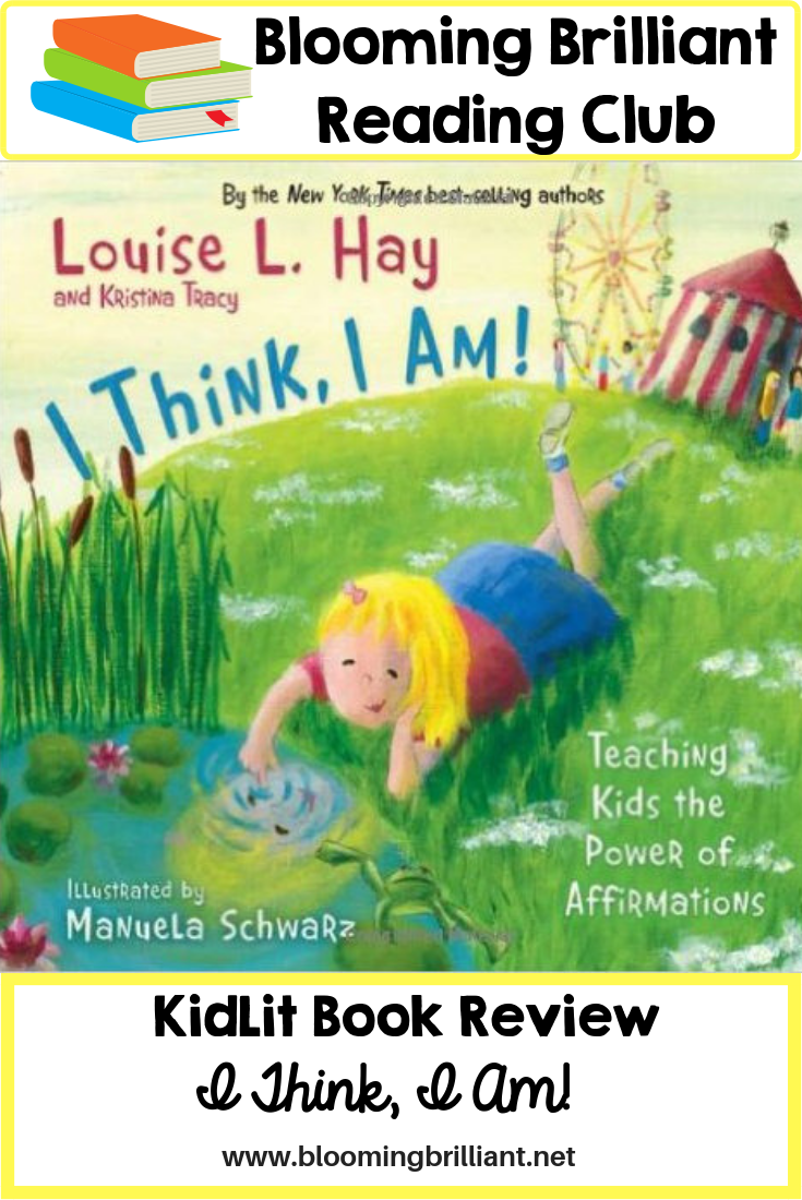 Are you building up and empowering your children? Do you want to? I have been trying to teach my children the power of positive thinking and affirmations. We love a good slew of books geared towards children to help build them up. I Think, I Am Teaching Kids the Power of Affirmations