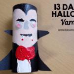 Halloween Vampire Craft