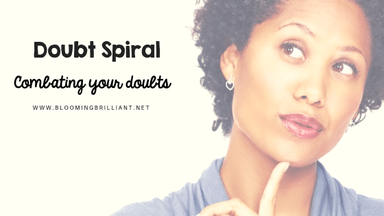 Doubt Spiral Combating your homeschool doubts.
