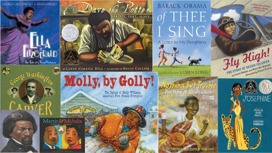 10 kidLit Books to read for Black History Month