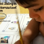 Standardized Testing in our Homeschool with Homeschool Testing Services