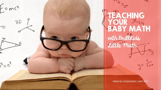Teach Your Baby Math with BrillKids Little Math