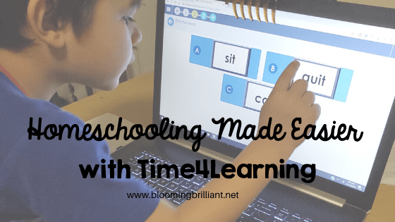 Homeschooling Made Easier with Time4Learning
