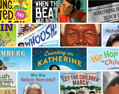 Blog Banner Children's Books that Celebrate Black History