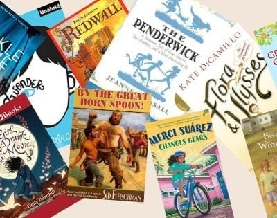 Blog Banner 10 Must Listen to Family-Friendly Audiobooks for Your Homeschool