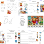 Daniel Tiger Learning Activity Pack