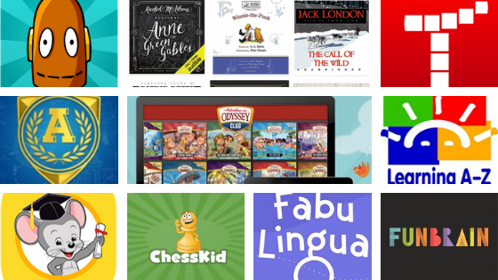 Blog Banner Looking for free educational resources to help your children learn from home during covid19?