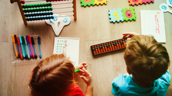Blog Banner Learning Activities for Your Children When Stuck at Home